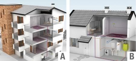 Nuovo scaldabagno in pompa di calore acquazenit - Scambiatore di calore casa ...