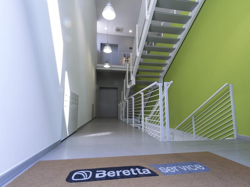 Beretta Ateneo - Foto ingresso
