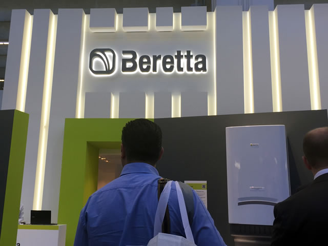 Caldaia Notizie E Consigli : Beretta presente a ihs marzo francoforte