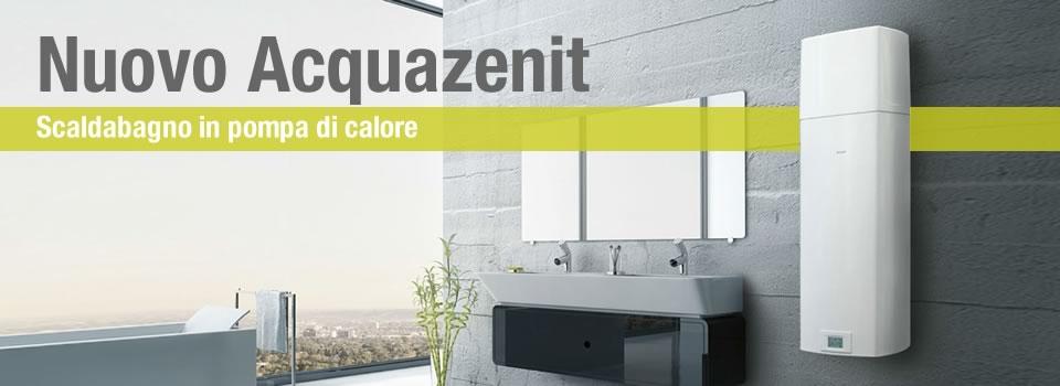 Nuovo scaldabagno in pompa di calore acquazenit - Scaldabagno a condensazione prezzi ...